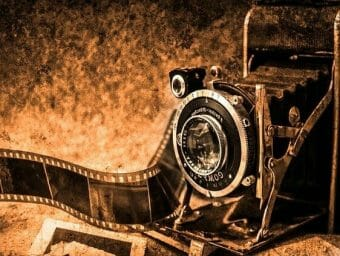 Camera photo for header of the shop.