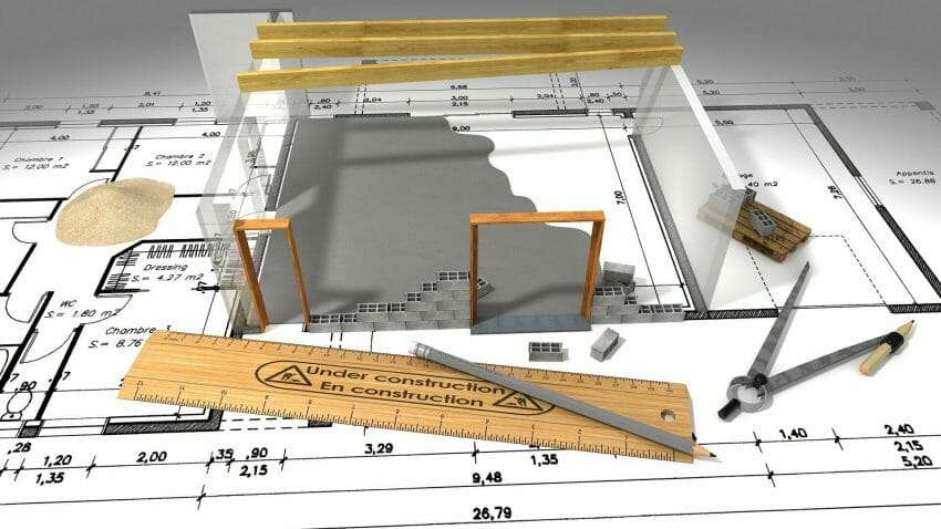 House plans for home renovation